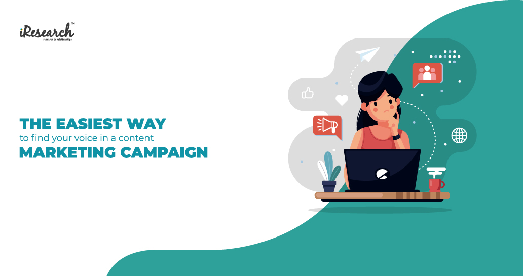The Easiest Guide to Find Your Voice in a Content Marketing Campaign