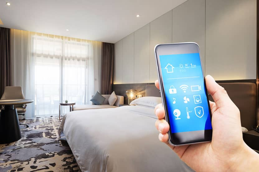 Technology Reshaping the Hotel Business